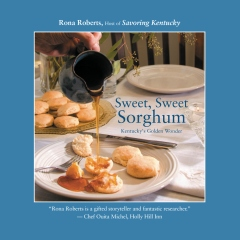 Book cover, Sweet, Sweet Sorghum