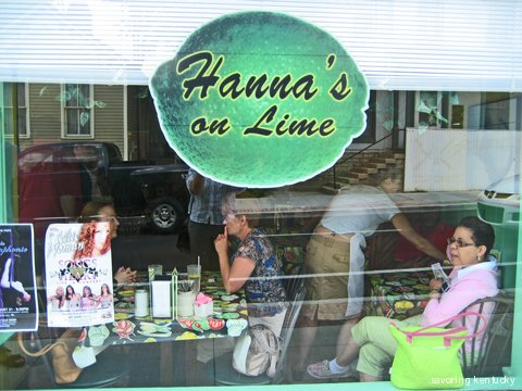 Hanna's on Lime, Lexington, Kentucky