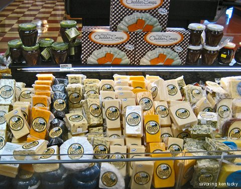 Kenny's Farmhouse Cheese at Good Foods Market & Café