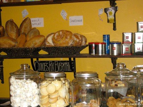Charm, Smells, Cookies! Sunrise Bakery on Main Street in Lexington, KY
