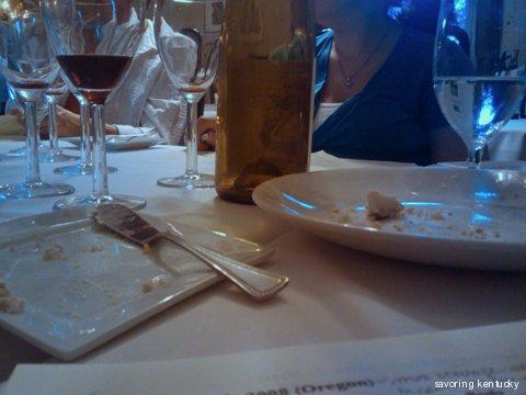 Pinot Noir tasting at Holly Hill Inn Wine Guild