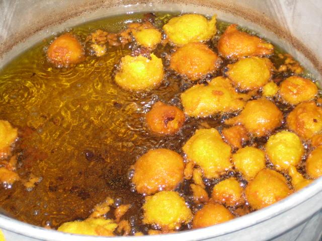 Ouita Michel's Pumpkin Fritters