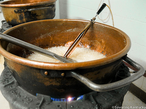 Firing the Ale-8 One Sucker Mixture