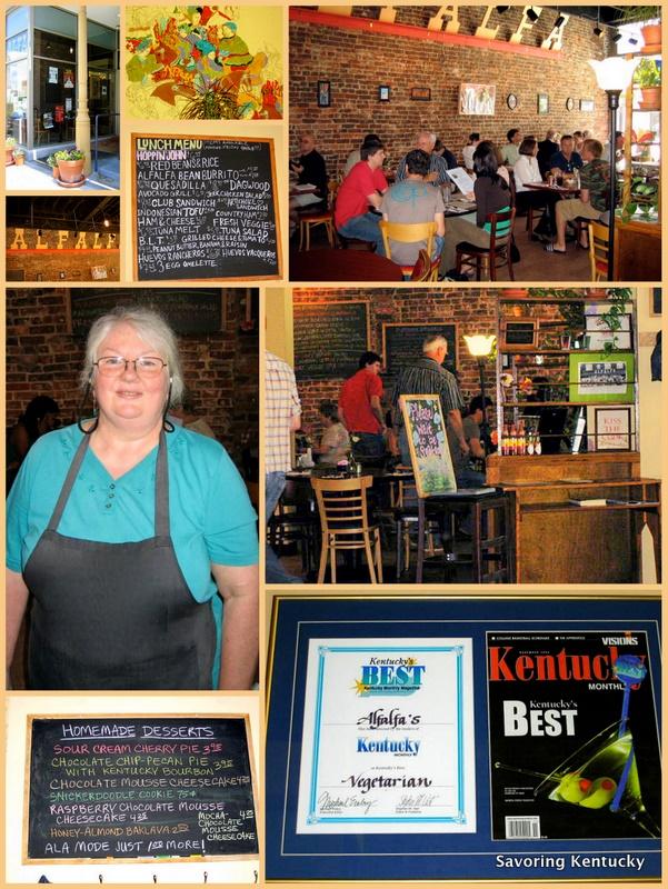 Alfalfa Restaurant Becomes A Savoring Kentucky Sponsor