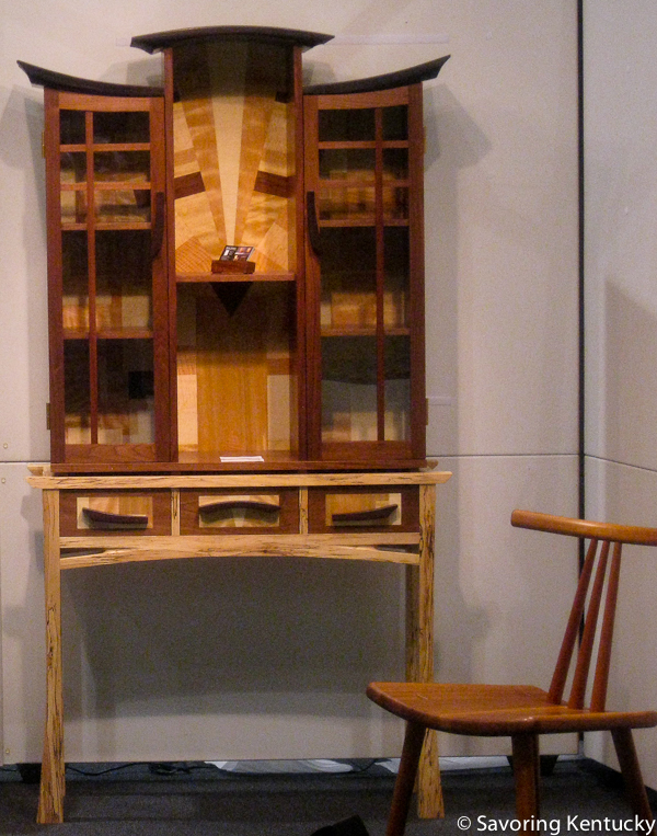 A piece by Mark Whitley Limited Edition Furniture