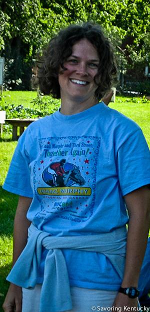 Sherry Maddock, visionary urban gardener