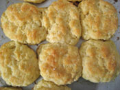 Homemade Butter Biscuits