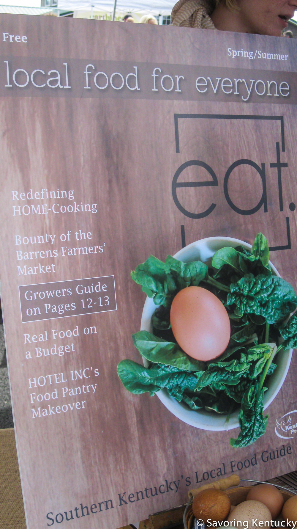 eat, a publication of ... Local Food for Everyone?