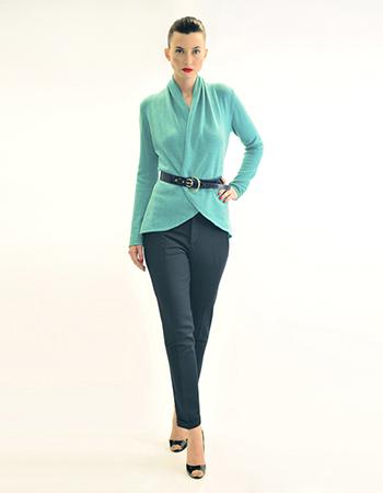 Lacy shawl neck cardigan, turquoises.jpg