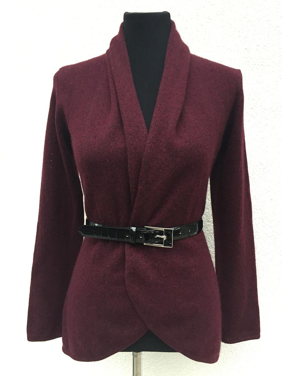 cashmere lacy cardigan burgundy.jpg