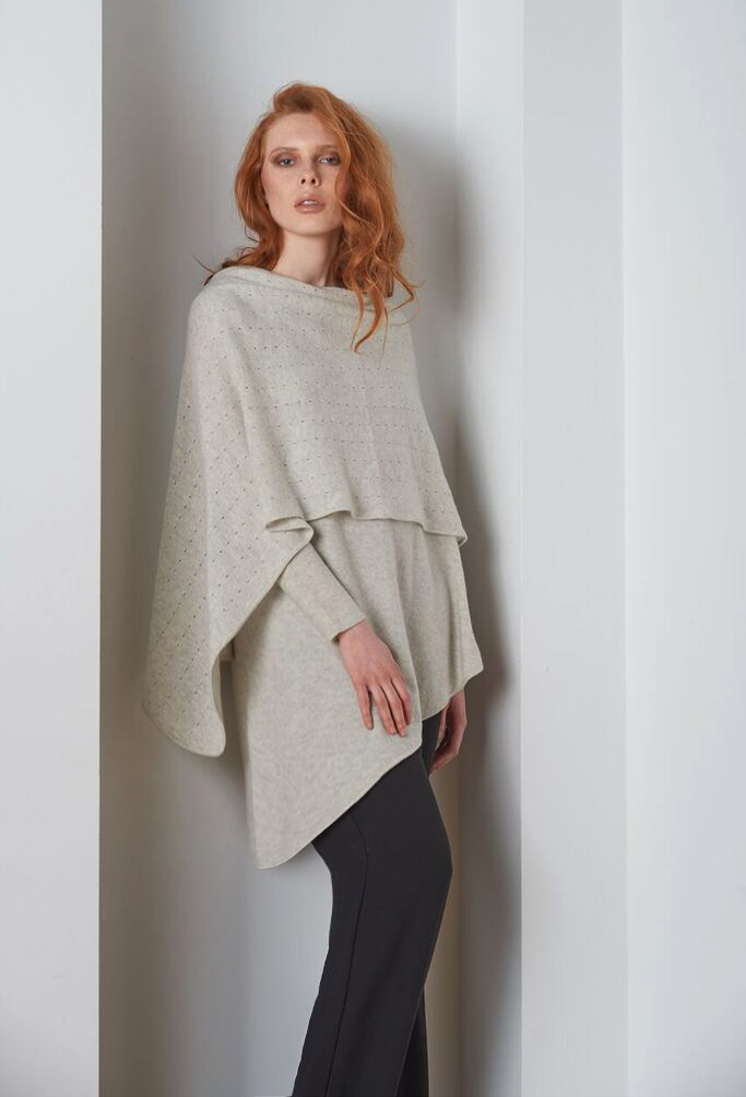 SEMON Cashmere multi wear poncho lightest grey.jpg
