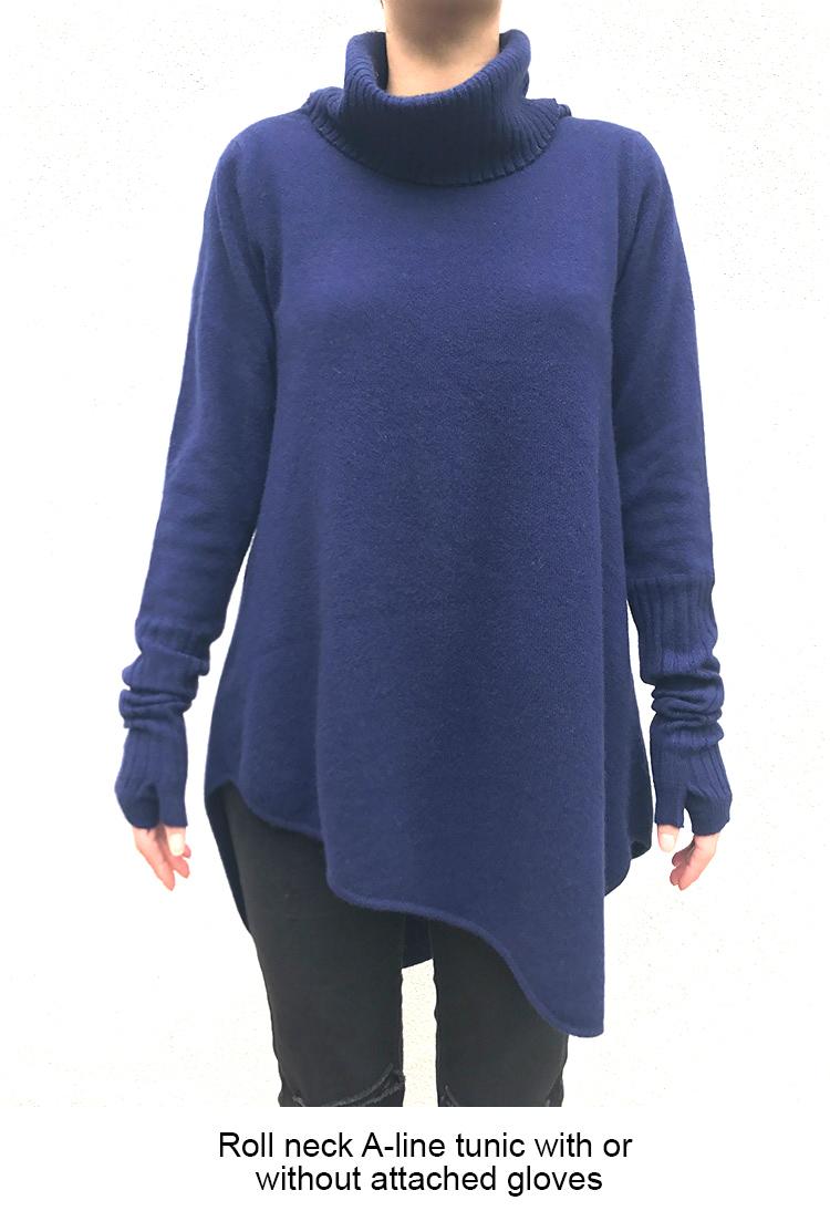 SEMON Cashmere Turtle neck tunic indigo navy copy.jpg