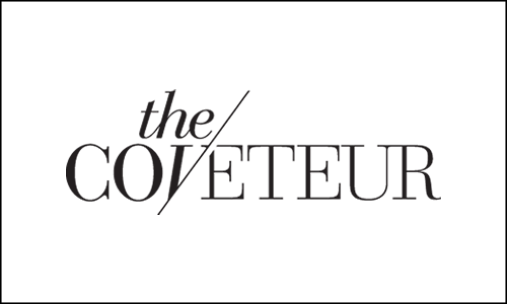 The Coveteur || Website Redesign, Content Strategy