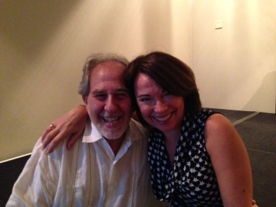 Bruce Lipton and I @Eden Energy Medicine Conference Orlando 2013.  He is such an awesome human being!