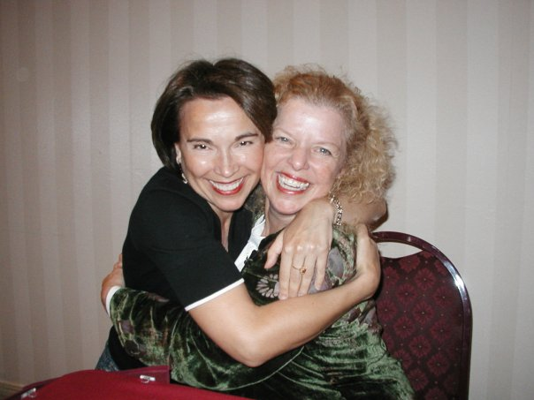 One of my favorite pictures! Beautiful, awesome Donna eden! Love her!