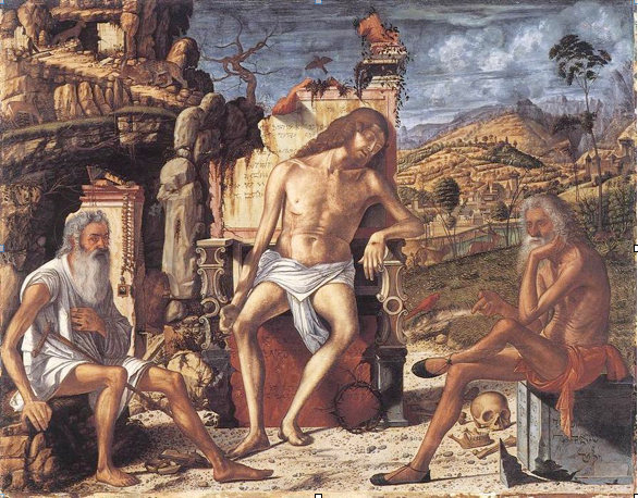 Vittore Carpaccio,  Meditation on the Passion,  1510