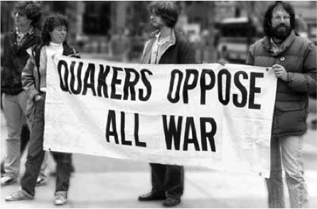 Image result for quakers and politics