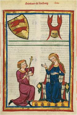 Lady Bertilak, ca 1310