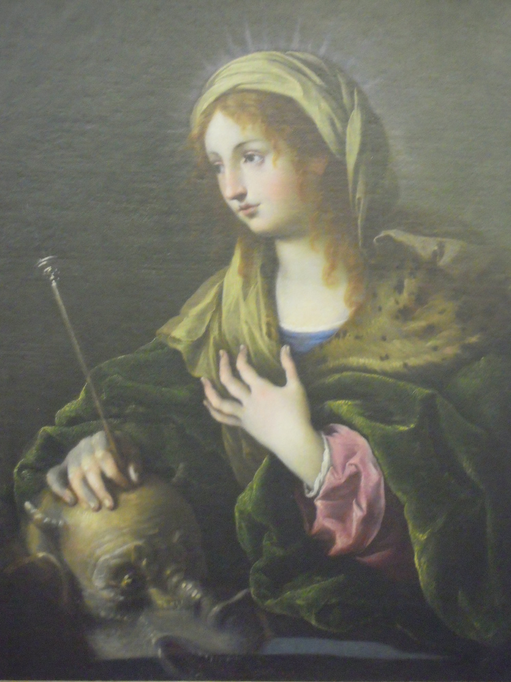 St. Martha  by Gianbettino Cignaroli (1706-1770)