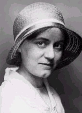 Edith Stein around 1920