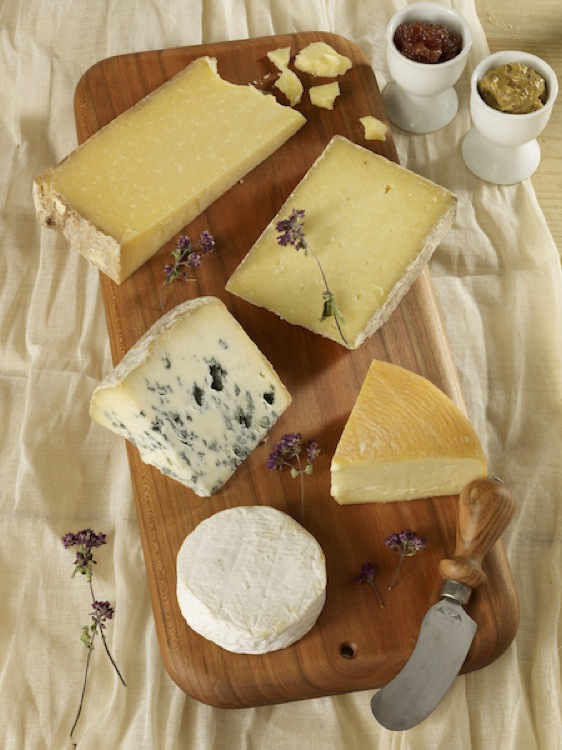 As a whole, the Cellars collection of cheeses represents a diversity of traditional cheese styles and flavors - each is a reflection of a unique landscape, herd of cows, and farming family.