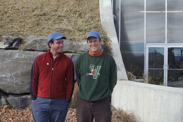 Mateo and Andy Kehler conceived of a cheese aging facility on their farm that would provide opportunities for other small producers like them...