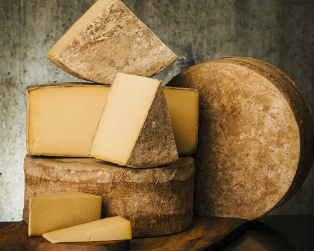 Browse by cheese and create your own gift.