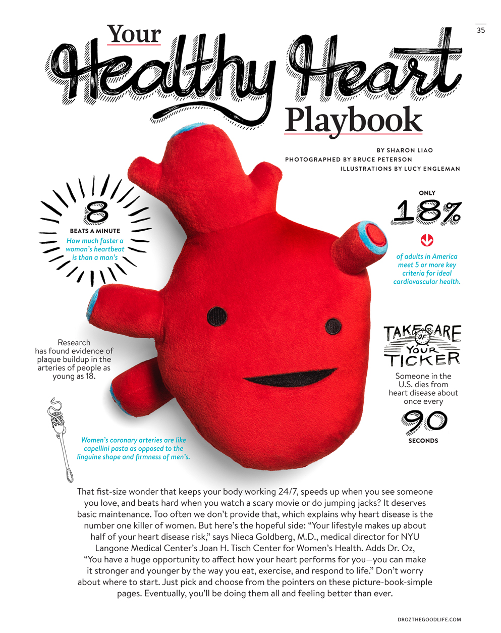 Healthy Heart Playbook