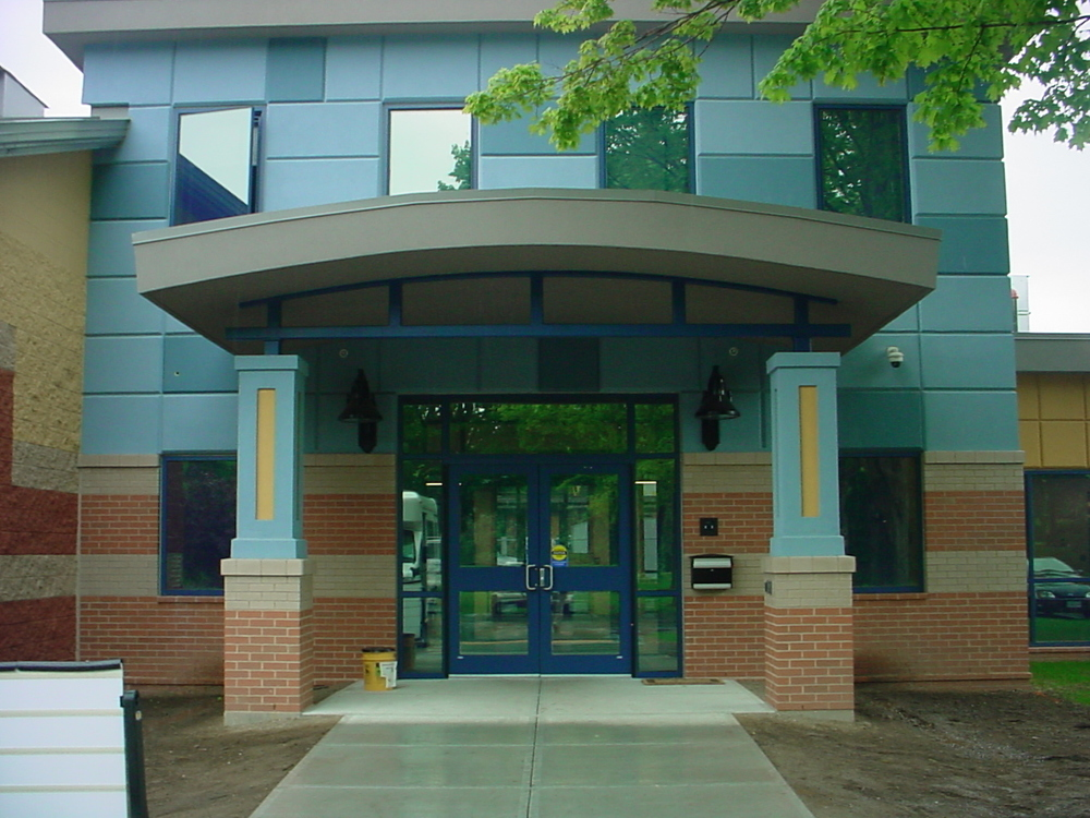 Boys & Girls Club.Entrance.Leominster.JPG