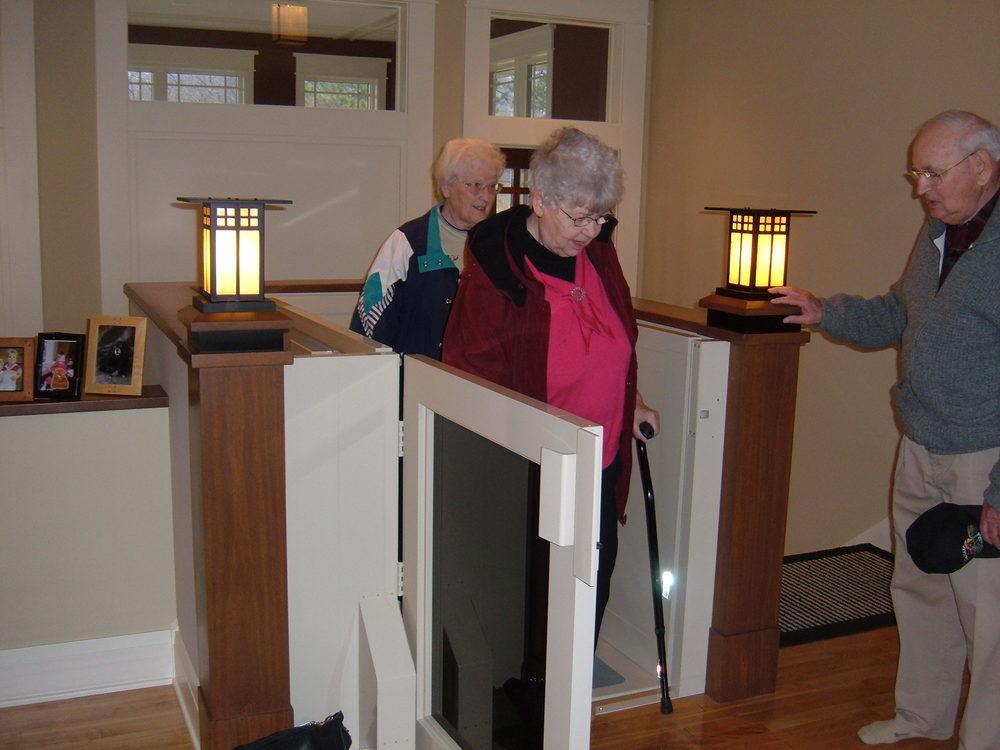 Ada Vertical Platform Lifts Wheelchair Lifts Instead Of