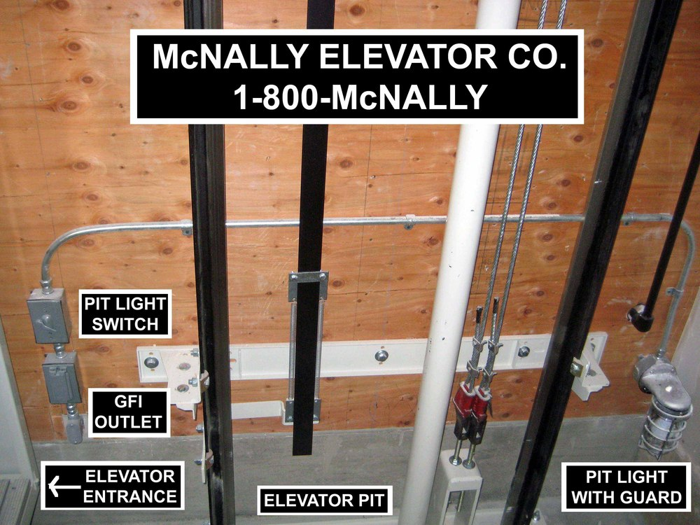 Pits Mcnally Elevator Company Commercial And