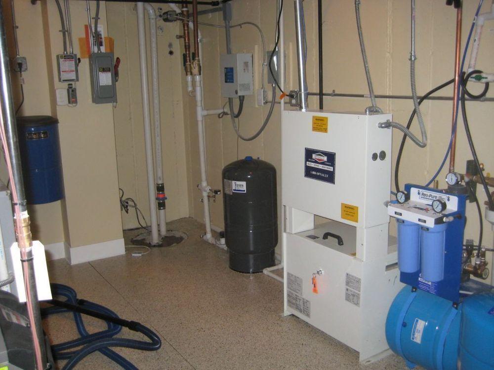 residential hydraulic driven elevators