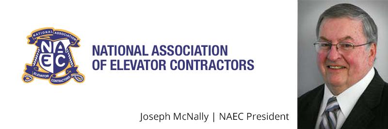 Joseph McNally - NAEC President