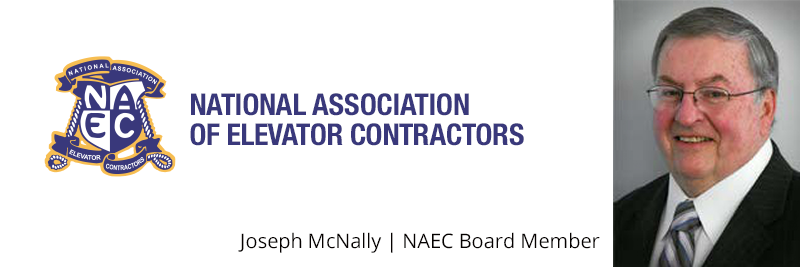 Joseph McNally - NAEC Board Member