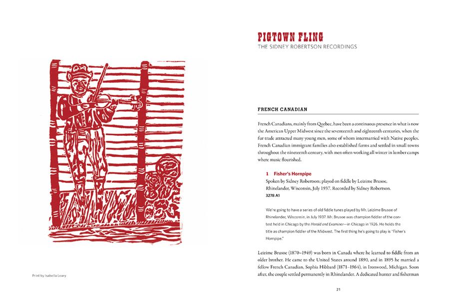 Folksongs — Debbie Berne Design