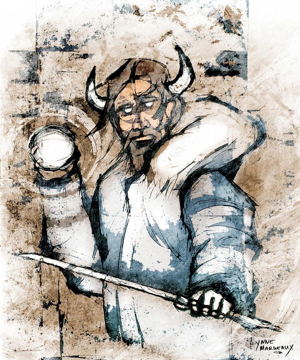 Buffaloman 1