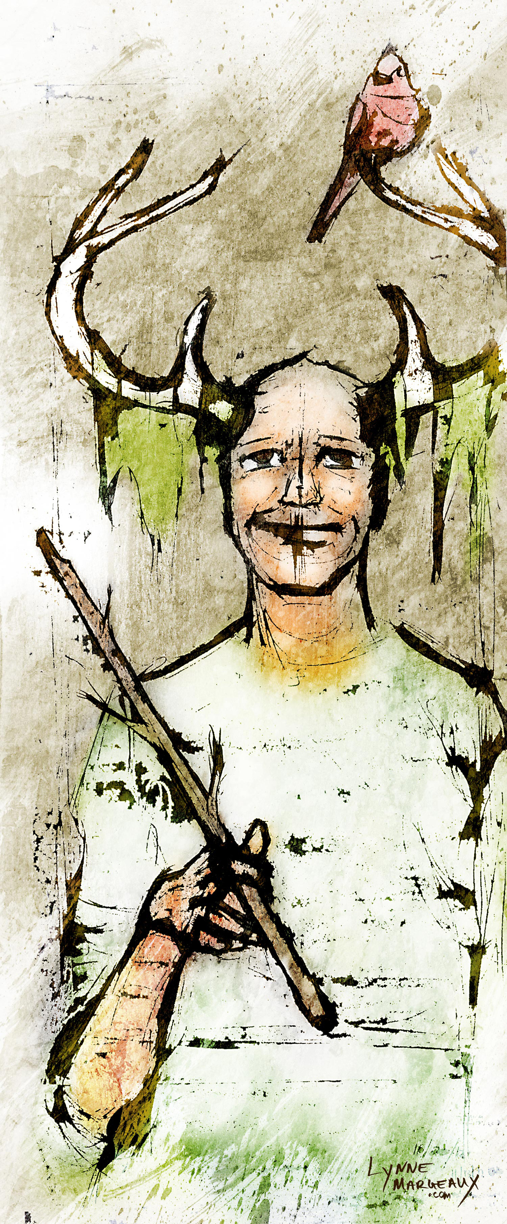 Deerman 1
