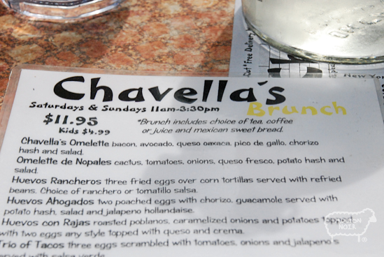 Chavella's is a great little spot in Prospect Heights-Cheap and Solid!