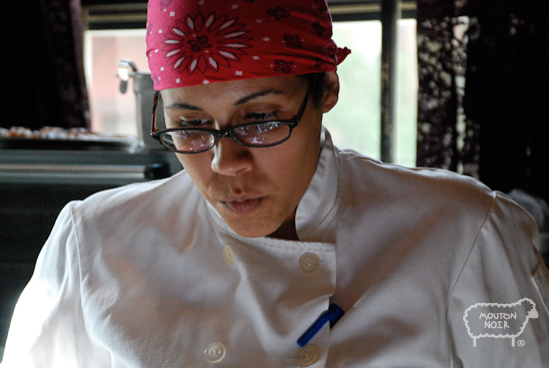 chef puzzled on why no food