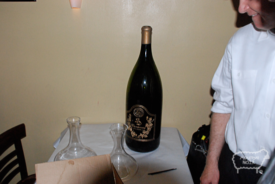1993 ZD Chardonnay 9 Liter Bottle