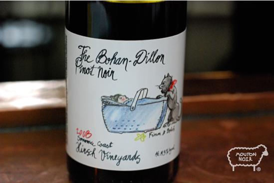 The Bohan-Dillon Pinot