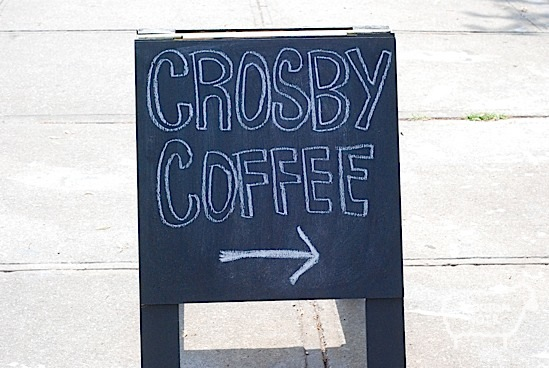 crosby coffee
