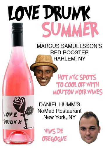 marcus samuelsson, Daniel Humm Love Drunk