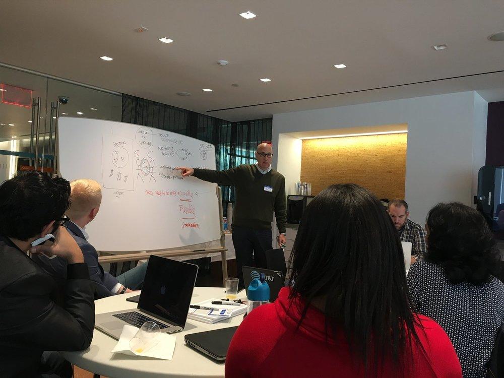 Storytelling workshops that get everyone aligned
