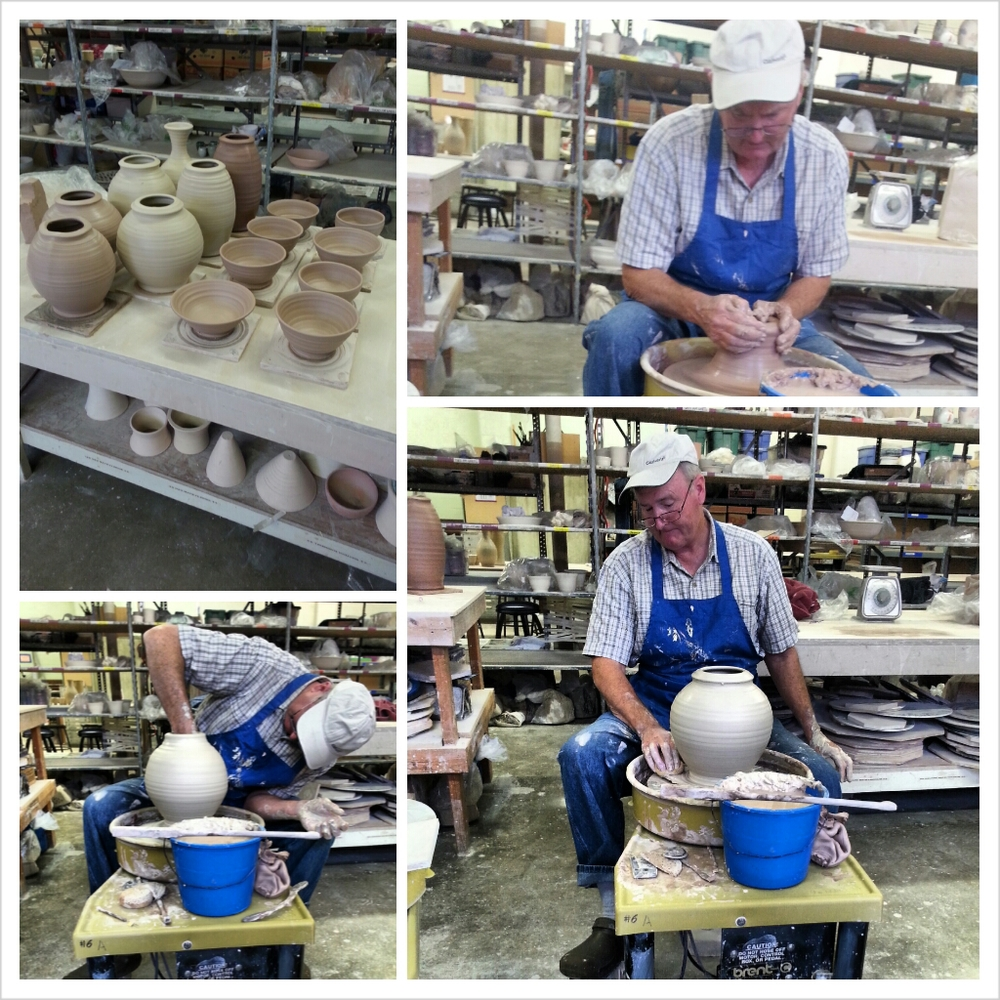 Ron Newsome Workshop Oct. 2013
