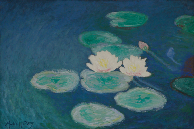 9955_Study of Waterlilies Evening c 1915 by Claude Monet.jpg