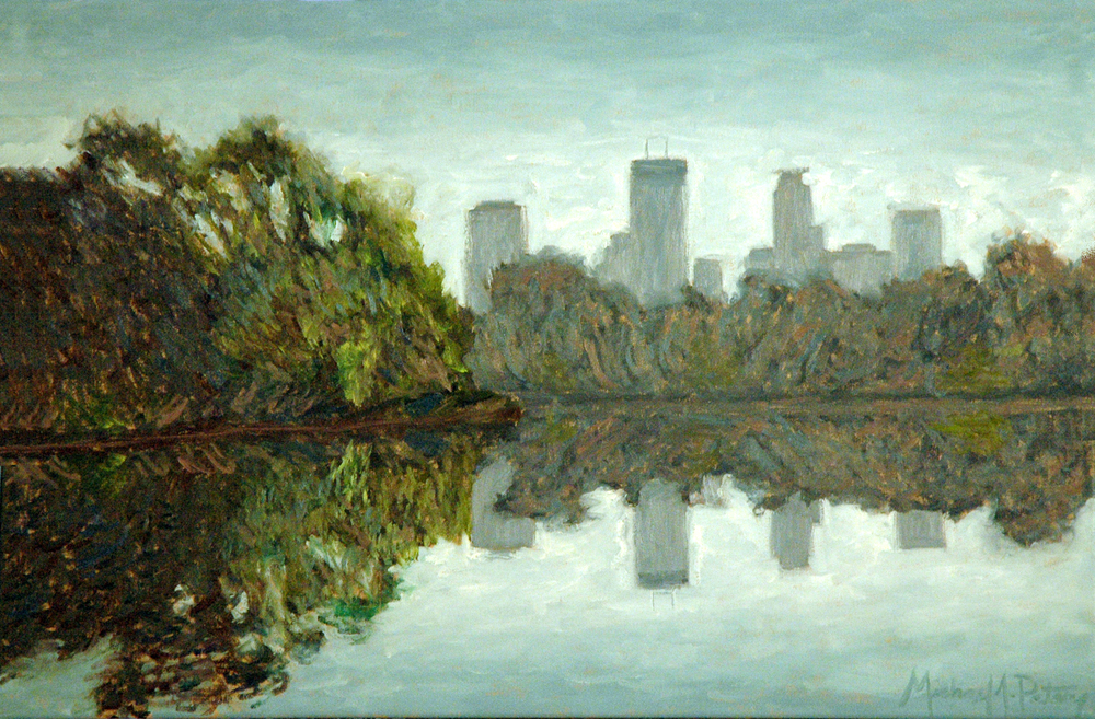 Lake of the Isles View of Minneapolis.jpg