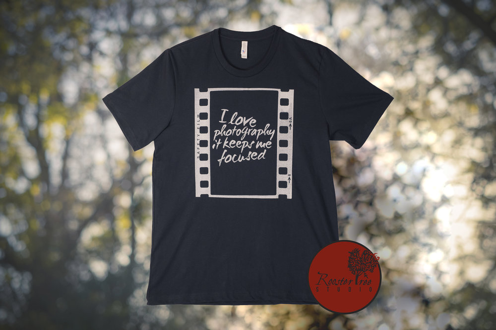 Photographic Tees