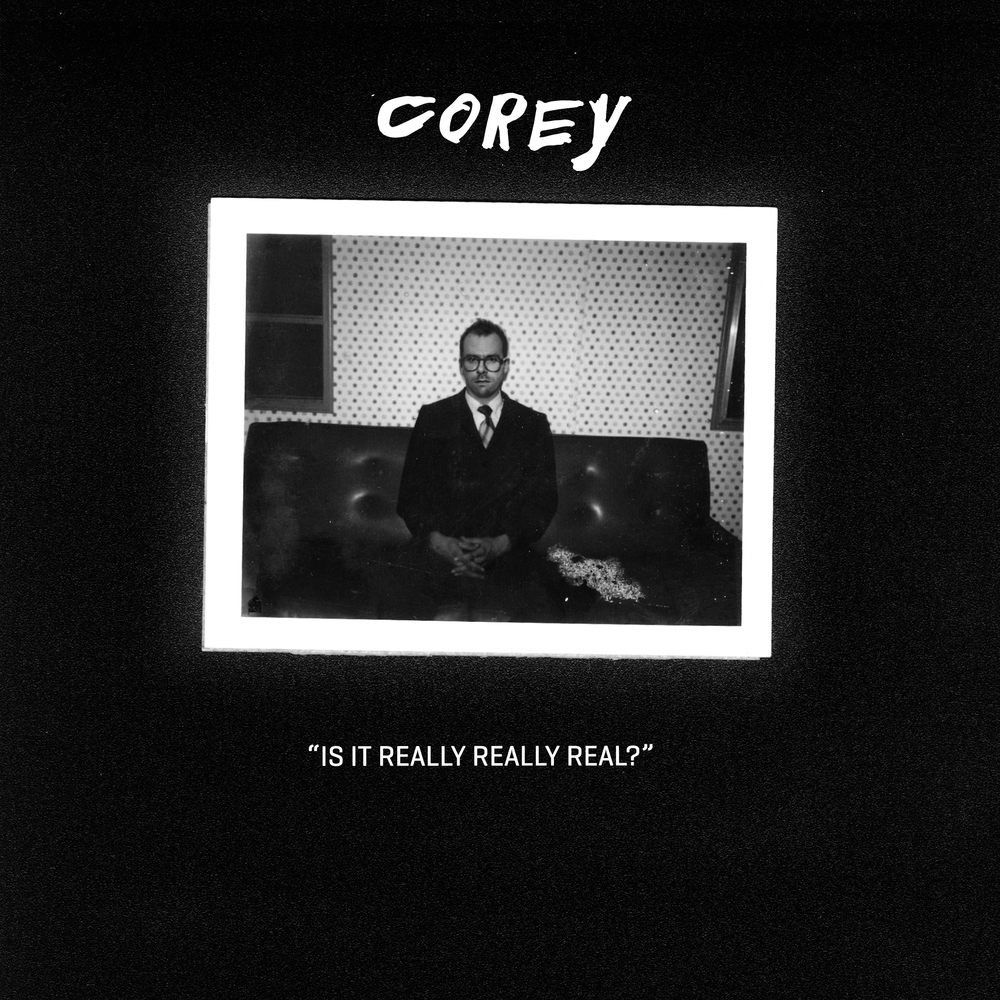 Corey - Is This Really Really Real?  www.theloglady.com