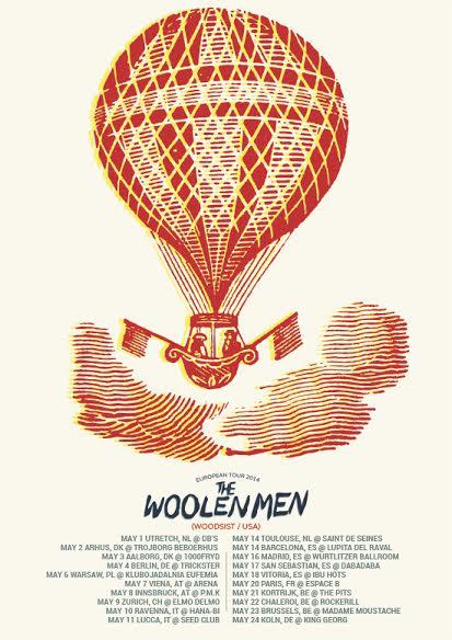 WoolenMenEUtour